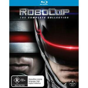Robocop-The-Complete-Collection-Blu-Ray-BRAND-NEW-amp-SEALED-REGION-B