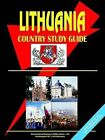 Lithuania Country Study Guide by International Business Publications, USA (Paperback / softback, 2004)