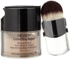 Revlon ColorStay Aqua Mineral Makeup, Medium 0.35 oz (Pack of 4)