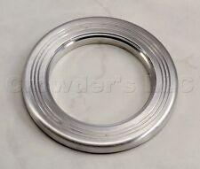 Nardi Horn Trim Ring for 360 mm Classico Steering Wheel - Satin Aluminum