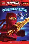 The Golden Weapons (Lego Ninjago: Reader) von Tracey West (2012, Taschenbuch)
