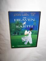 Heaven And Earth (dvd 2004) Tommy Lee Jones, Joan Chen, Hiep Thi Le; New/sealed