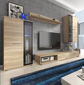 Unidad-De-Tv-Juego-de-mobiliario-de-Sala-Display-Stand-De-Pared-Armario-Gabinete