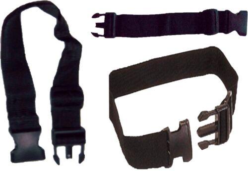 """Waist Pouch Extension Band extender BN Lot of 4 Extend Waist pouch bands 8"""""""