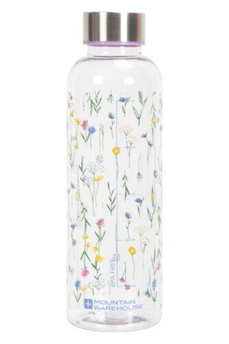 Mountain Warehouse Uni BPA Free Printed Metallic Lid Bottle 500ml