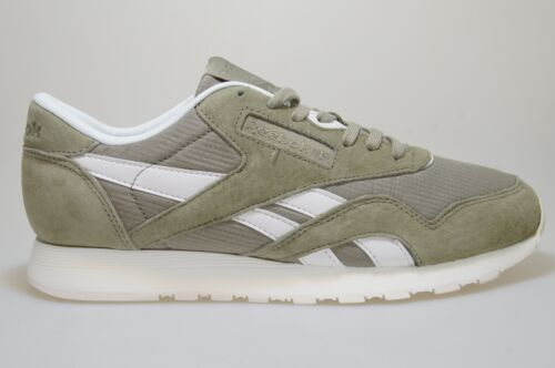 Classic Sktn Verde Nailon Reebok Zapatos Bd2691 Hombre Oqwz86dS