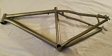 Altimo Titanium Bike Frame, Mtb, City, E-bike - 29er, 27.5, Solid & Versitile
