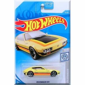 Mattel-Hot-Wheels-Volkswagen-SP2-Nuevo-Sellado