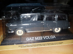 Gaz-M-22-Volga-Nera-Scala-1-43-DeAgostini-Nuova