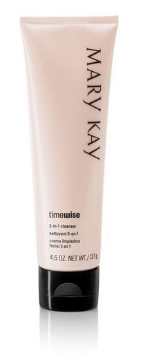 NIB Full Size Mary Kay TimeWise 3 in 1 Cleanser ~ Normal to Dry Skin