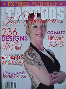 Details About Nicole Foley 2011 Tattoos For Women 98 Heavily Tattooed Women