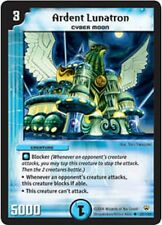 Duel Master TGC  Ardent Lunatron DM10 Shockwaves of the Shattered Rainbow