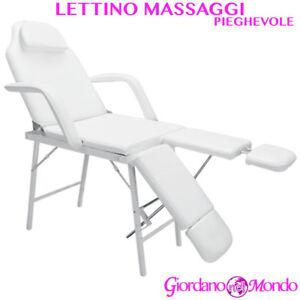Lettino Estetica Pieghevole.Dettagli Su Lettino Massaggi Estetista Portatile Alluminio Pieghevole Professionale