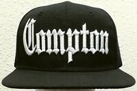 Straight Outta Compton City La Ca Eazy E Dr Dre Ice Cube Nwa Snapback Cap Hat