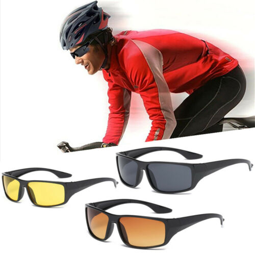 Motorcycle Safety Riding Goggle Anti-UV Glasses For Cycling Windproof Sunglasses