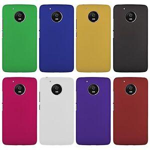 Lenovo-Motorola-Moto-G5-Rubber-Hardcase-Schutzhuelle-Cover-Case-Huelle-Gummiert