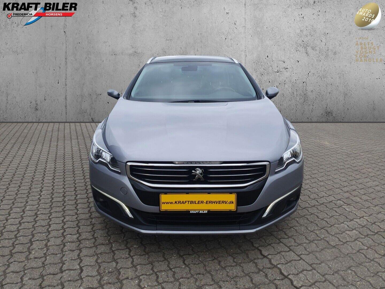 Billede af Peugeot 508 2,0 BlueHDi 180 Allure SW EAT6 Van