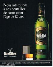 PUBLICITE ADVERTISING 085  2006  GLENFIDDICH   scotch whisky