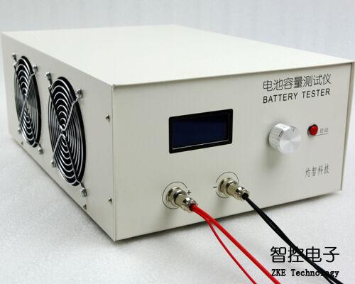 EBC-B20H 12V-72V 10 A Plomb Acide Li Batterie Capacité Testeur AUTOCHARGE /& Décharge