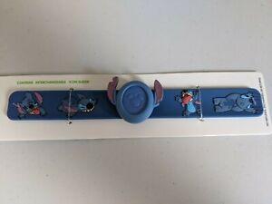 Stitch-Slap-Bracelet-MagicBand-Disney-Parks-NEW-UNLINKED