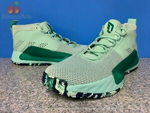 Adidas Dame 5 Mens Size 15 Clear Mint