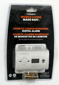 Dometic Rv Carbon Monoxide Detector Digital Alarm White Ebay