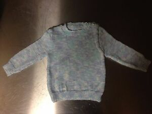 Hand-Knitted-Baby-Jumper-8-9-Months-Multi-4ply
