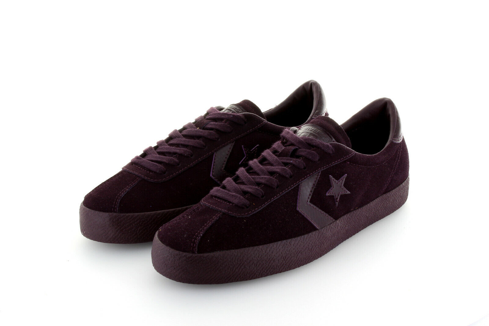 Converse Cons Breakpoint Ox All lila Cherry Suede Gr. 42,5    43 US 9