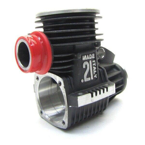 NOVAROSSI 09042-N CocheTER negro 3.5cc CORSA EXTRA LUNGA 26mm 6 VITI ROLLING