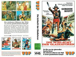 VHS-Die-Schlacht-der-Gladiatoren-Gordon-Scott-Alberto-Lupo-Pierre-Cressoy