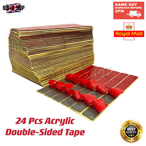 3M Double-Sided Tape Acrylic Foam Strong Mounting Self-Adhesive Sticky Pads