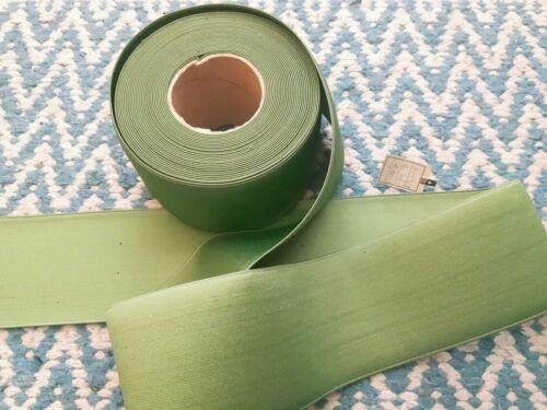✂Tolles elastisches Stretchband grün Breite 78 mm Meterware✂