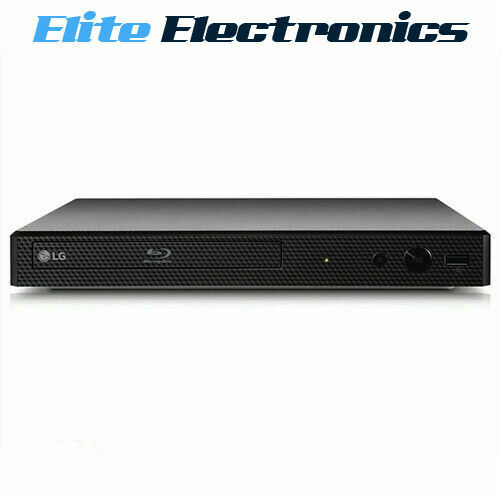 LG BP350 BLU-RAY DVD CD USB MEDIA PLAYER W/ WI-FI NETFLIX YOUTUBE