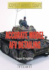 Expert Model Craft : Accurate Model AFV Detailing - New DVD