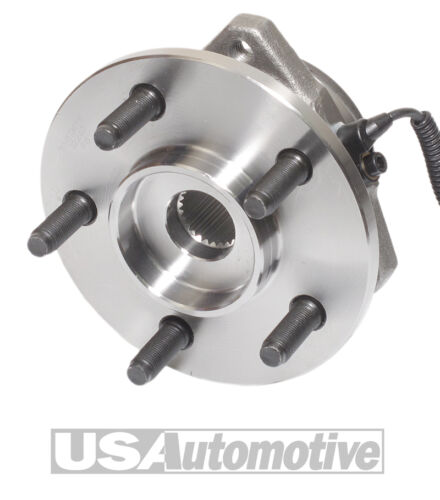 JEEP CHEROKEE LIBERTY FRONT LEFT WHEEL BEARING HUB ASSEMBLY WITH ABS 2002//2008