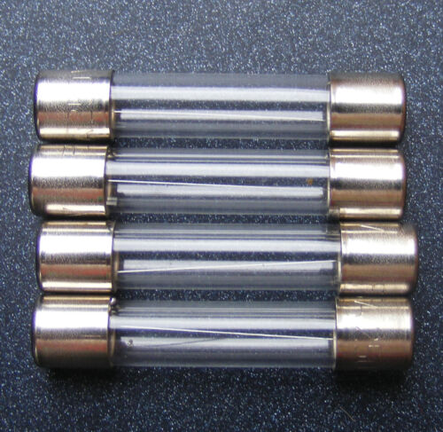4 Fuses For A Dolls House Miniature 12 Socket Lighting Strip Light Accessory