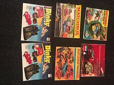 Matchbox Dinky Hot Wheels Car Catalog Lot Vintage Toy Book