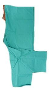 Green Scrub Pants 5XL Red Drawstring Waist Medical Unif