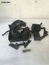 DUCATI  MONSTER 696 2009  BATTERY TOOL STRAP AND COVERS  LOT30  31D1247 - M559