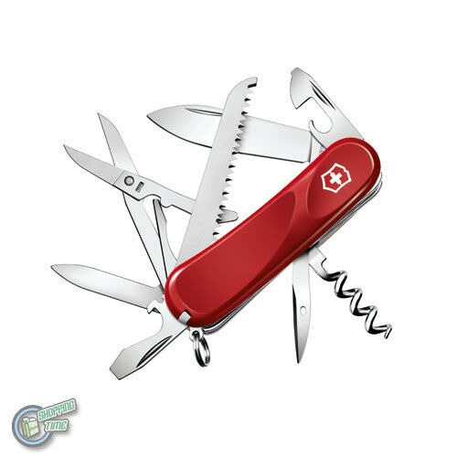 SWISS ARMY KNIFE EVOLUTION 17 - 15 FEATURES VICTORINOX 38010 SWISS ARMY