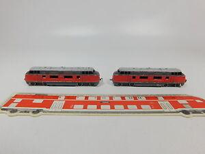 AQ933-0-5-2x-Schiebetrix-Minitrix-Spur-N-821-Diesellokomotive-Diesellok-200-035