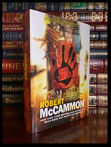 The-Five-SIGNED-by-ROBERT-McCAMMON-Brand-New-Subterranean-Press-Hardback