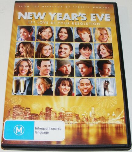 1 of 1 - New Year's Eve--- (DVD, 2012)