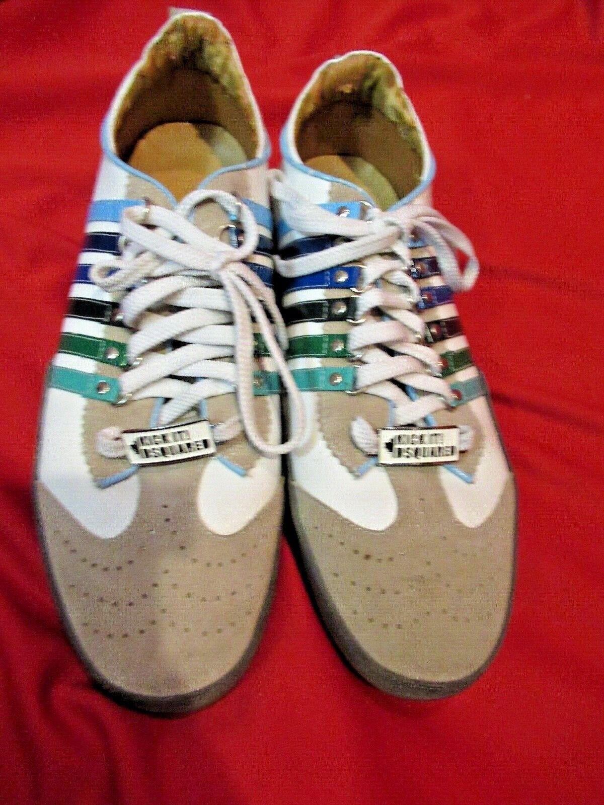 DSQUARED 2 Men's Training Tennis shoes 45 11 Original 1964 Get in the fast lane