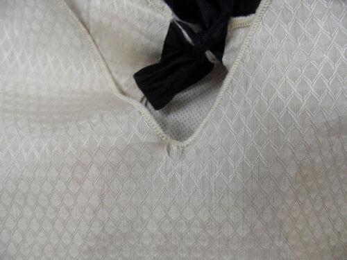 sul M New retro Blusa Marni 36 Dt Silk scialle Gr 42 Nude aperta Powder wXSBqEZ