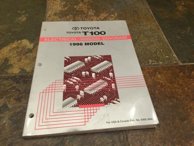 1996 Toyota T100 Pick