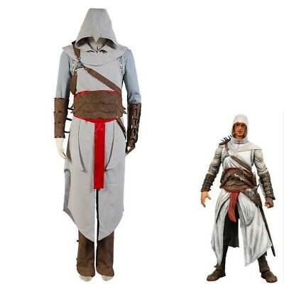 Assassin S Creed Revelations Altair Battle Suit Outfit Halloween