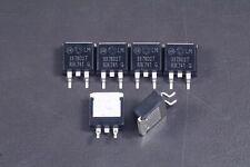 Lot Of 6 Lm337bd2tg On Semi Voltage Regulator Adjust 12v To 37v 15a To 263ab