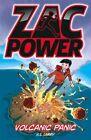 Zac Power - Volcanic Panic by H. I. Larry 9781742978345 Paperback 2014