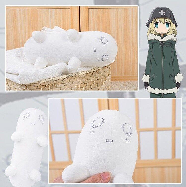 Anime Girl/'s Last Tour Nuko Chito Yuuri Plush Dolls Toy Pillow Cushion Xmas Gift